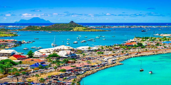 Flights to St. Maarten
